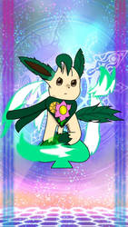 [5 stars] [Green Ace] Saber
