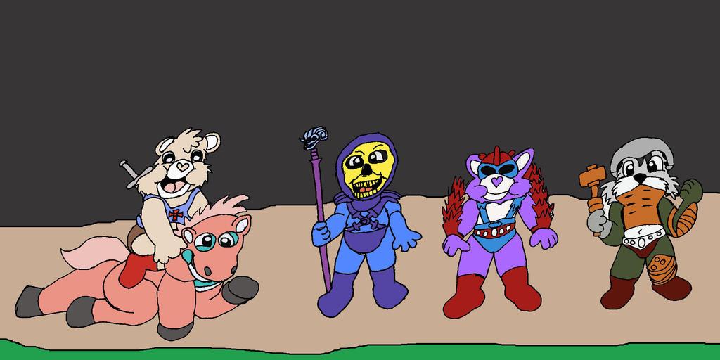 A He-man themed Halloween by 101boy