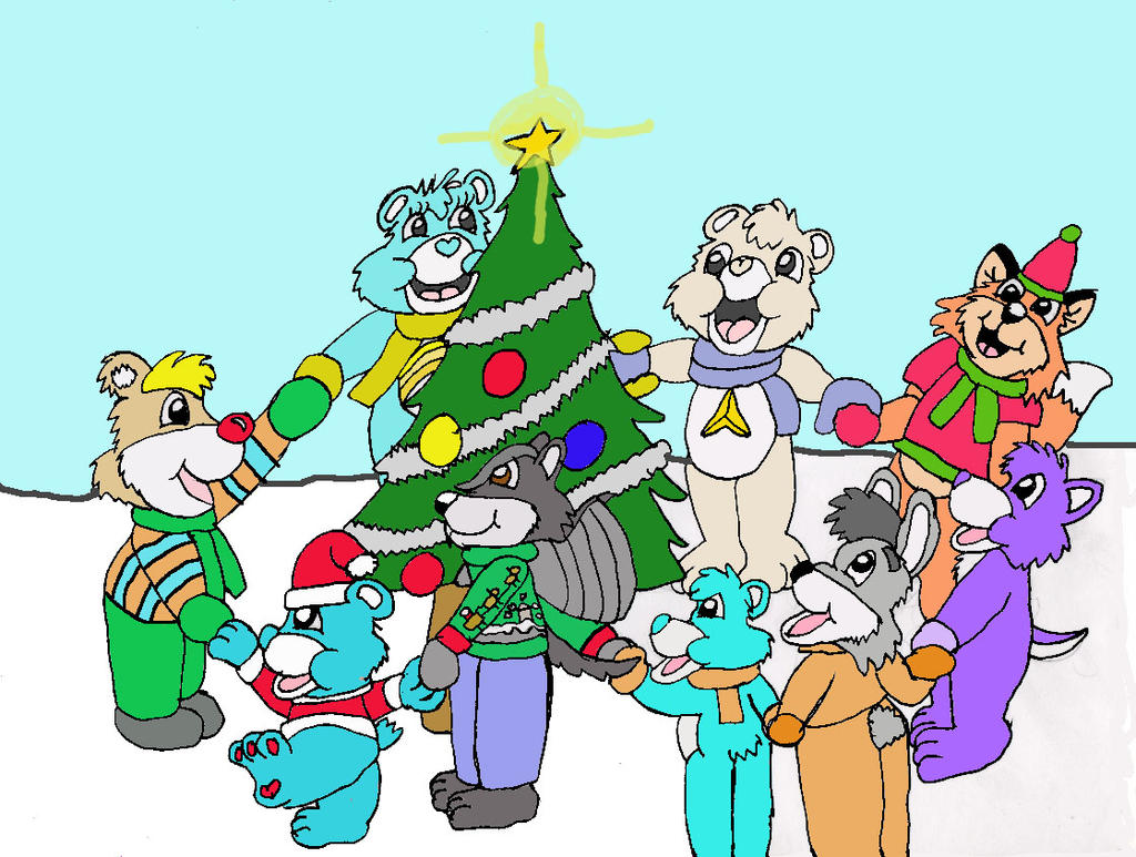 Christmas Day with friends by 101boy