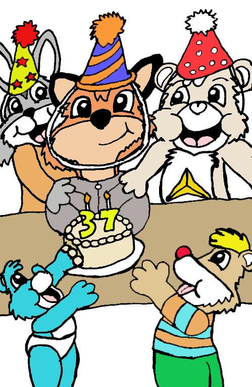 Sammy's 37th Birthday Party by 101boy