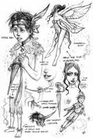 Peter Pan by bleuphoria