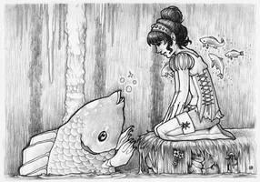 Fishtalk by bleuphoria