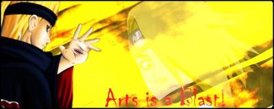 Deidara Custom by True-Sasuke