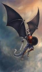 Wonder Gargoyle by Shaedry