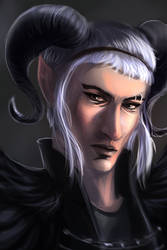 Painterly sketch - Tief Thief by Shaedry