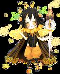 CAU Mascot: Chengsensei by iingo