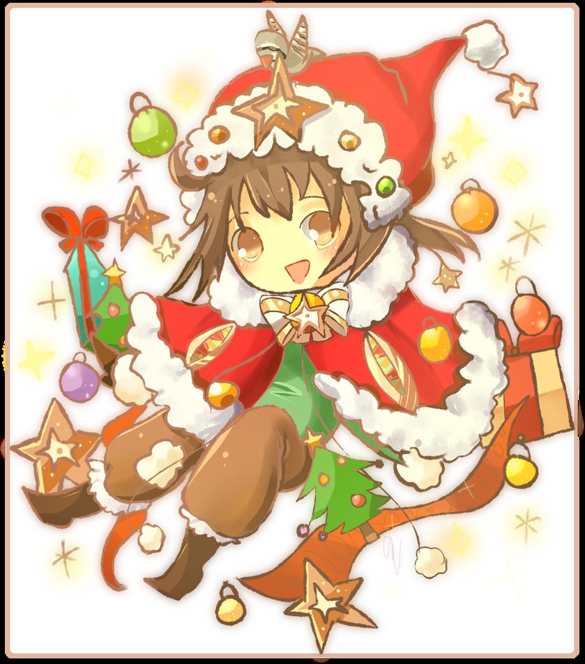 Merry Christmas 2014 by iingo