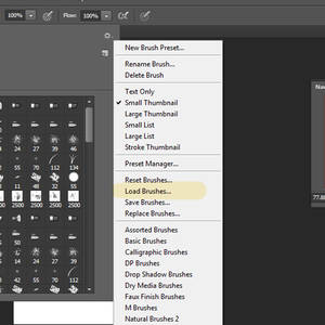 Downloading Photoshop Brushes and Create Brushes by iingo on DeviantArt