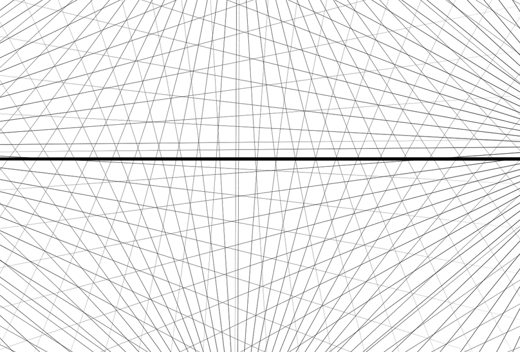 how to make an easy perspective grid on photoshop by iingo on deviantart