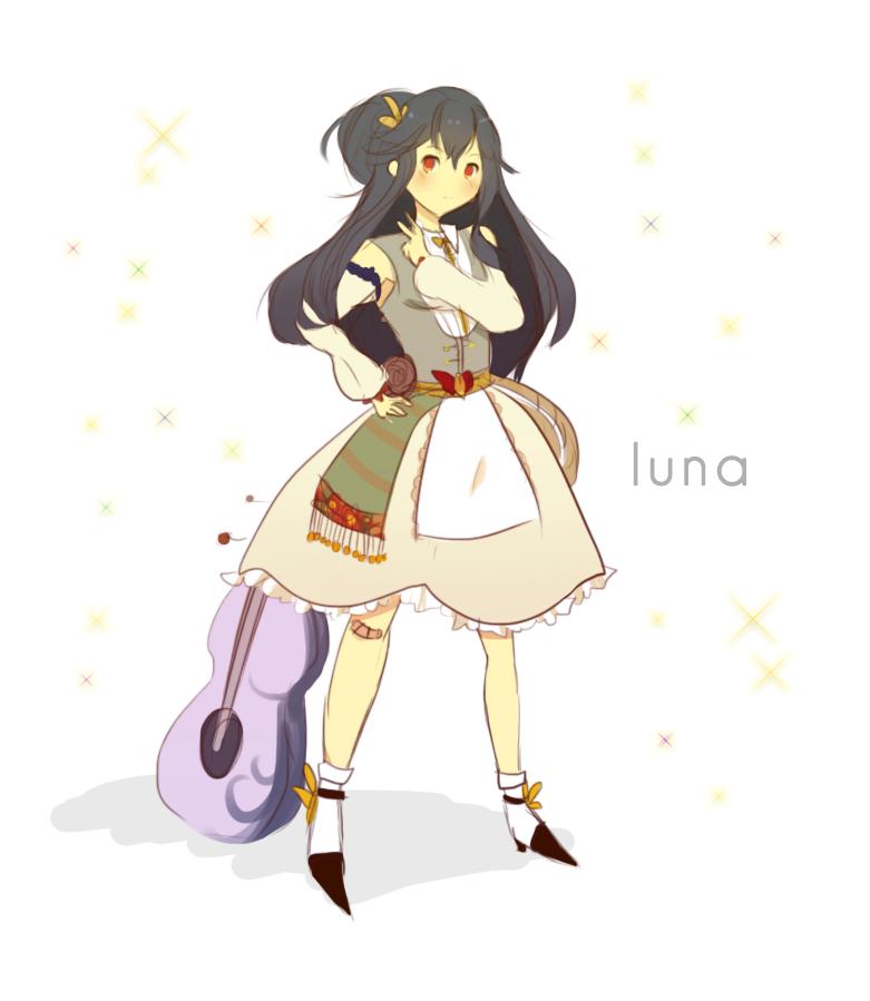 Luna by iingo