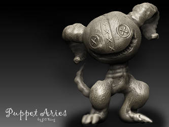 Puppet Aries