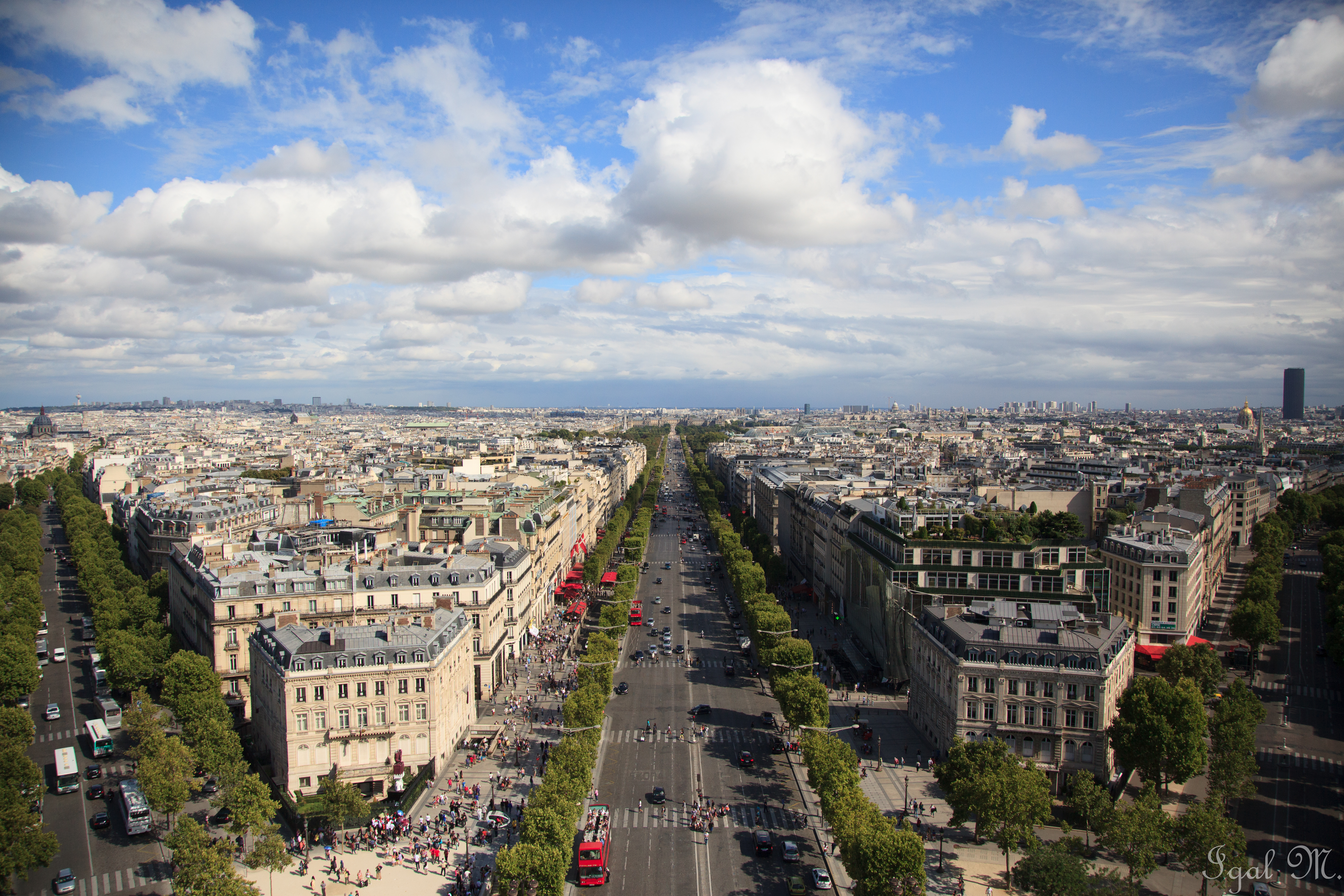 Aux champs elysees by igmi on deviantart - H m les champs elysees ...