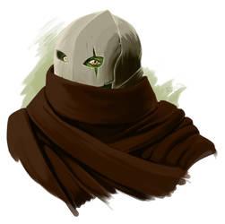 Mysterious Guy by RhadaNinja