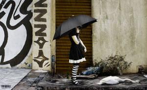 Dead in the backstreet by dilarosa