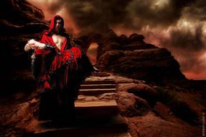 Hades and Persephone by dilarosa