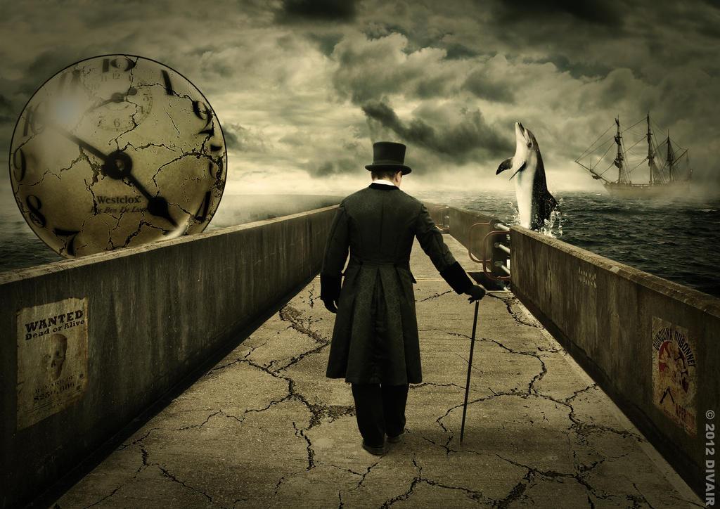 The last promenade by dilarosa