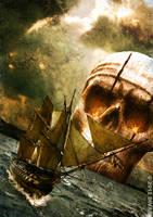 Pirate Bay by dilarosa