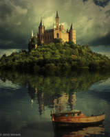 The storm by dilarosa