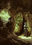 Exploring the underworld