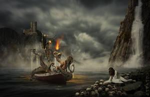 Realm of Erebos by dilarosa