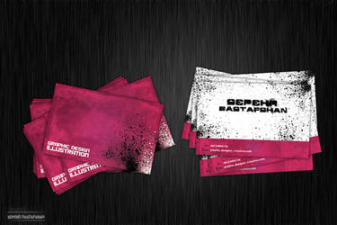 Sepehr-D Business Card