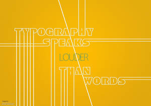 Typography Power