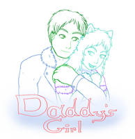 Daddy's Girl TShirt Design WIP