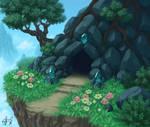 Crystal Sky Cave