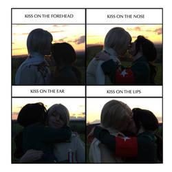 APH Kiss Meme: RussiaxChina