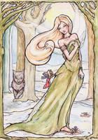 Return of the Spring by Verbeley
