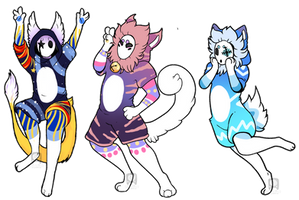Official Maskcatz Adopts | closed by hypodriive