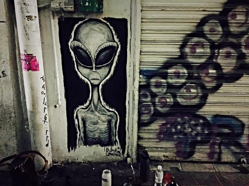 alienate. by misterpila