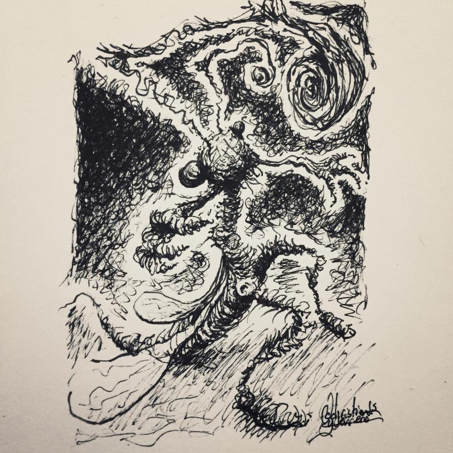 Scribble by misterpila
