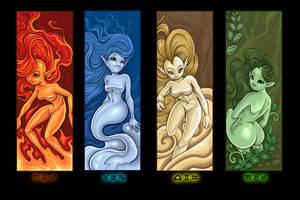 elementals by Izabella