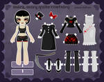 mary :: doll set