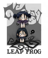 .::LeapFrog::. by Izabella