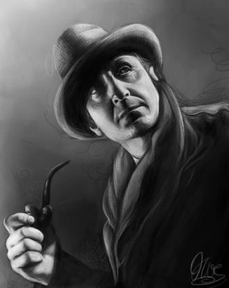 Mr. Sherlock Holmes by Izabella