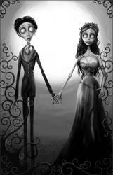 Corpse Bride by Izabella