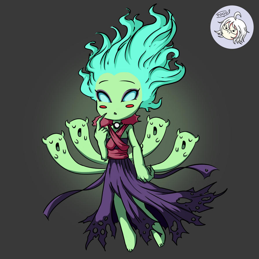 chibi death prophet by crowni on deviantart