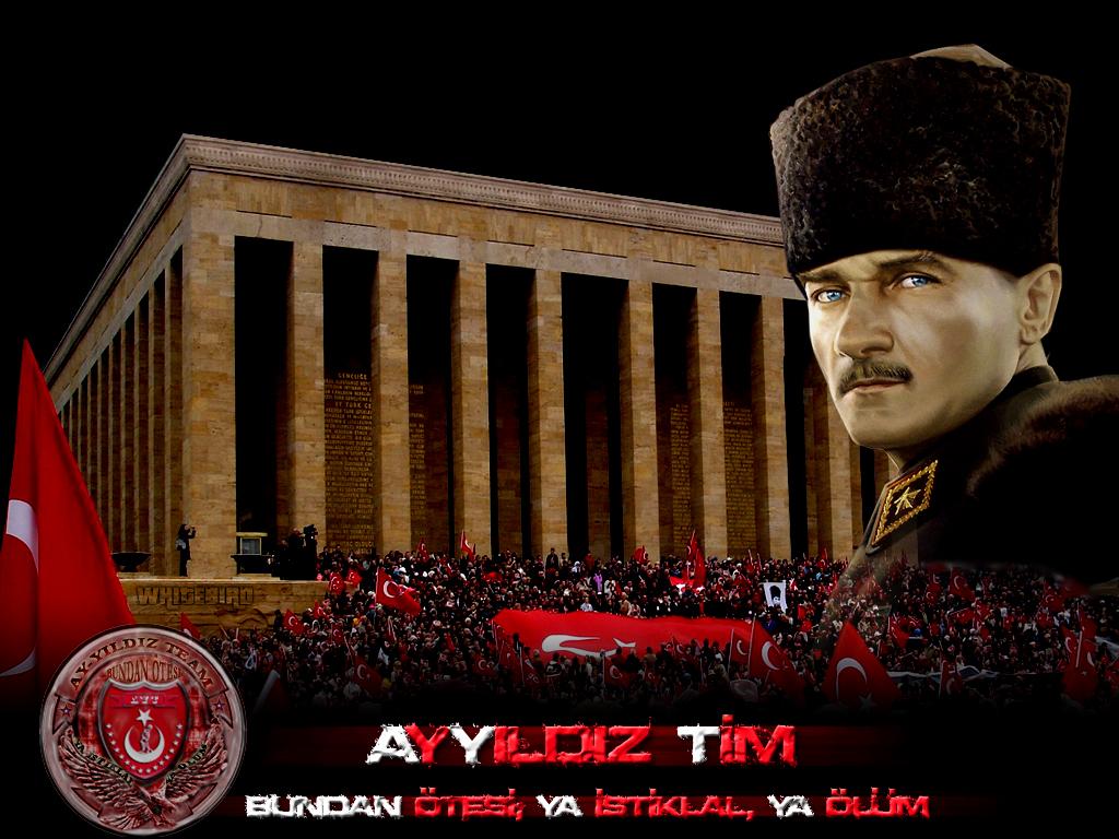 Atatürk posteri, atatürk arkaplan resmi
