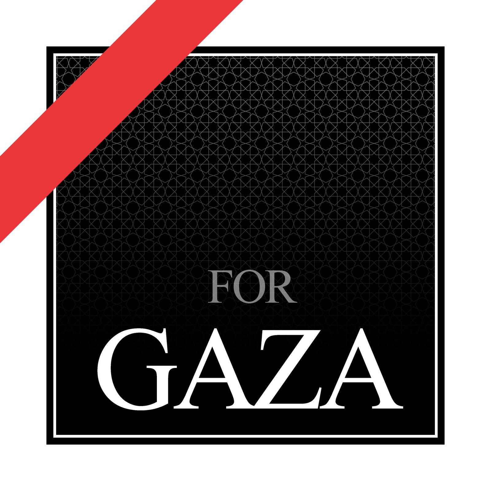 FOR GAZA by WhiTeBiRdTurk