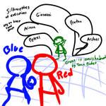 Pokemon LeafRocket Intro Storyboard Panel 1 by CloudyDayJoy