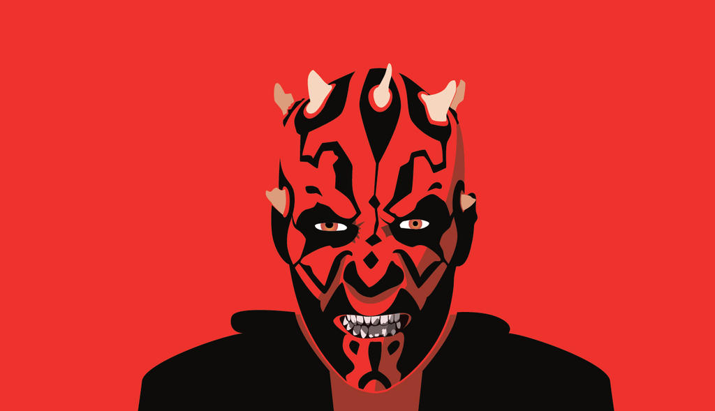 Darth Maul by Espheros