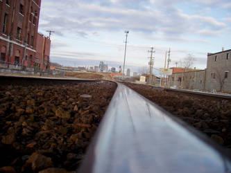 On the Rail by JoFloKC