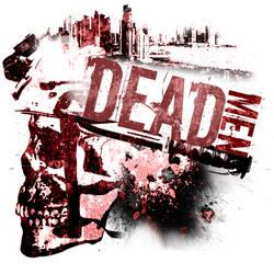 Dead Men: Logo One by JoFloKC