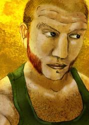 Self Portrait by JoFloKC