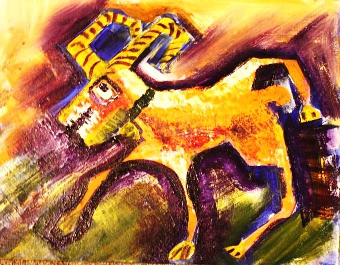 GoatIII by henryblat