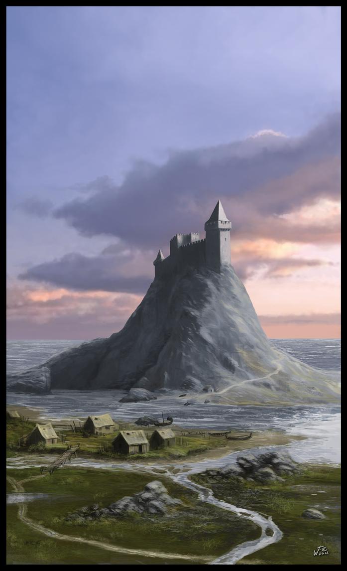 Semmi sem tart örökké Coastal_keep_by_wf74-d4xnvuf