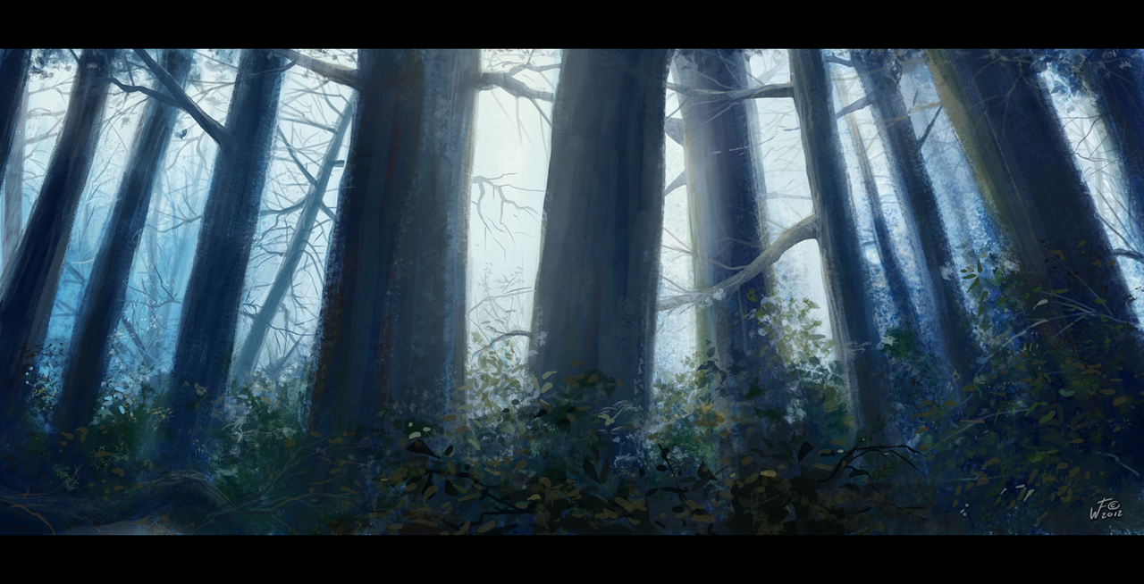 Environment study 03 by woutart