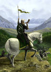 Eorl musters the North